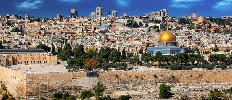 Senioren-Nachmittag, Jeder Christ ein Israelfan