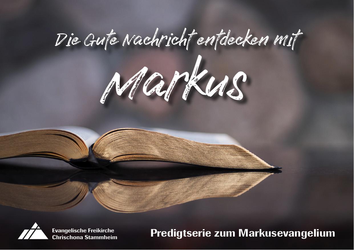 Berufen, Jesus nachzufolgen